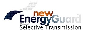"New EnergyGuardâ""¢ selective transmission"