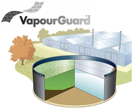 VapourGuard Water Storage